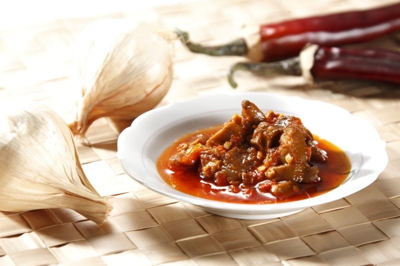 Wei甜/【天椒辣菇】自製純朝天椒+杏包菇-100%天然