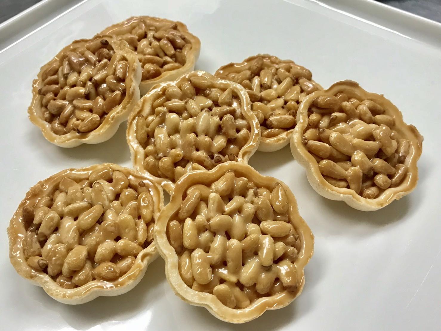 Wei甜/✧*。冠軍產品✧*。【養生松子酥餅】讓您一口接一口