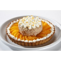wei甜/【小橙橙】雙層乳酪蛋糕派系列—7吋